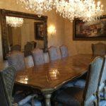 $5000 12 Seat Dining Set