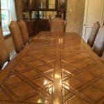 $3500 12 Seat Dining Set
